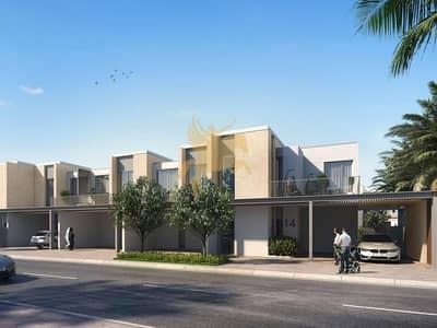 4 Bedroom Townhouse for Sale in Arabian Ranches 3, Dubai - Amazing Corner Single Row 4bedrooms Villa