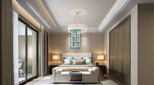 1 Bedroom Apartment for Sale in Business Bay, Dubai - THE IDEAL PLACE TO BALANCE LIFE /LUXURY  FURNISHED BEDROOM  IN BUSINESS BAY FOR SALE
