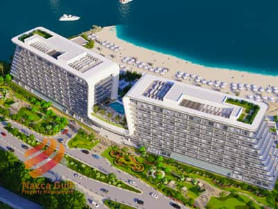 2 Bedroom Apartment for Sale in Yas Island, Abu Dhabi - Grand Splendid 2 Bed Duplex Unit with Fully Furnished Kitchen