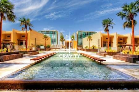 فلیٹ 3 غرف نوم للايجار في شاطئ الراحة، أبوظبي - Exquisite 3BR Apt in a High Class Community
