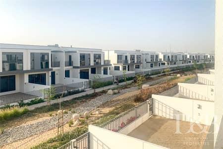 فیلا 5 غرف نوم للايجار في دبي هيلز استيت، دبي - Panoramic Villa | On the Park | New Handover