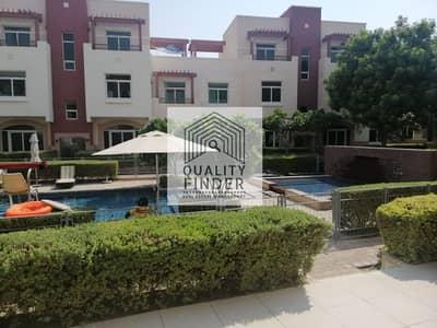 شقة 1 غرفة نوم للايجار في الغدیر، أبوظبي - Beautiful Apt with Big Terrace I Vacant Now