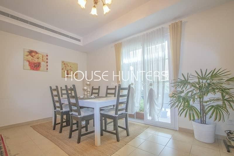 3 bedroom|Good condition|Great Villa in Al Reem