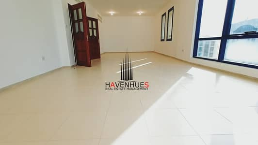 شقة 4 غرف نوم للايجار في الخالدية، أبوظبي - Brilliant Offer!! 4 Bhk Apartment + Maids Room