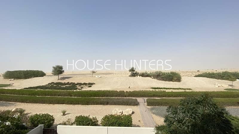 3M | Single Row | Desert Views | 3 bedroom
