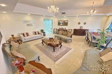 شقة 3 غرف نوم للبيع في أبراج بحيرات الجميرا، دبي - 3 Bedrooms   Marina Skyline View   VOT