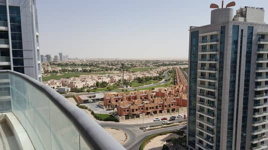 2 Bedroom Apartment for Rent in Dubai Sports City, Dubai - Golf View |2 Bed + Laundry| 6 CHQ| Chiller Free