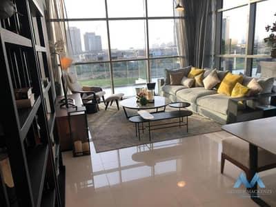 شقة 1 غرفة نوم للبيع في داماك هيلز (أكويا من داماك)، دبي - Luxury Apartment with Terrace for All Season