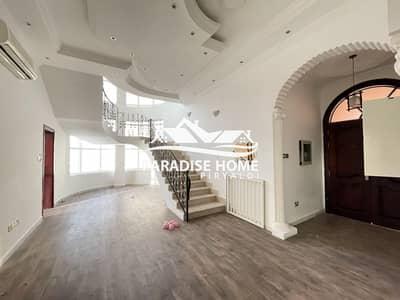 فیلا 6 غرف نوم للايجار في السمحة، أبوظبي - Beautiful Villa ! 6 Bed Hall Majlis in Al Samha