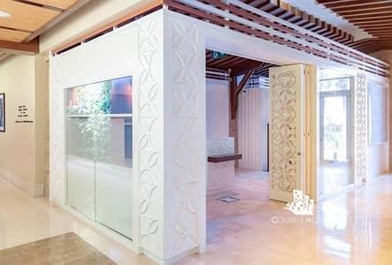 محل تجاري  للايجار في نخلة جميرا، دبي - Vacant Shop for Rent | Sofitel Hotel Palm Jumeirah
