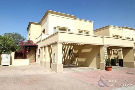 فیلا 2 غرفة نوم للبيع في الينابيع، دبي - Springs 2 | Single Row | Type 4E | 2 Bed