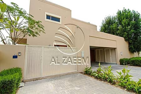 4 Bedroom Villa for Rent in Al Raha Gardens, Abu Dhabi - Type A | Well Maintained Villa With Landscape