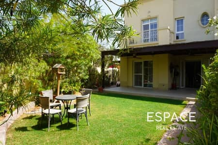 3 Bedroom Villa for Rent in The Springs, Dubai - Type 3E|  Springs 1 | Immaculate Condition