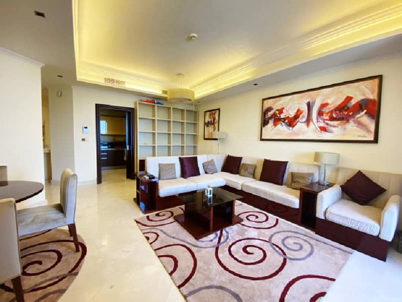 2 Motivated Seller|Fully Furnished|Stunning Sea view