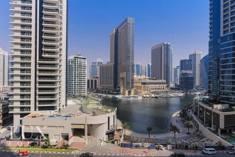 Fully Upgraded - Full Marina View - JBR