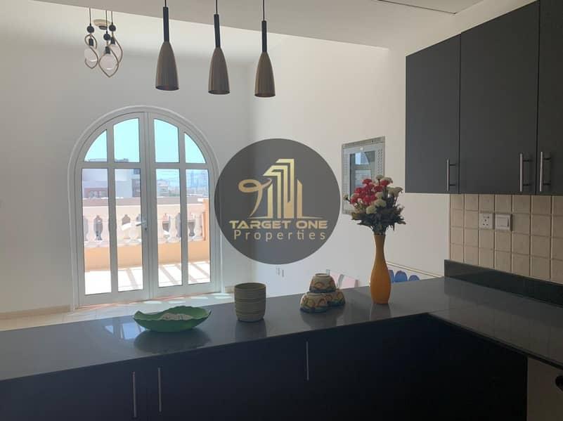 2 2BR  Massive Terrace Open Kitchen