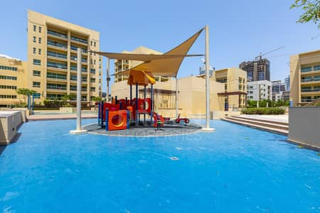 1 Bedroom Apartment for Sale in The Greens, Dubai - Pool Facing and Well-maintained Apartment