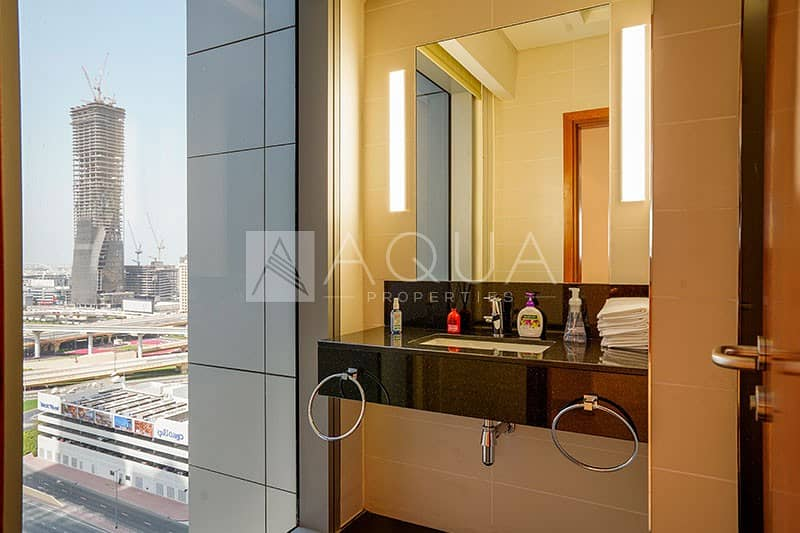 11 Fully Furnished   Corner Unit   City View