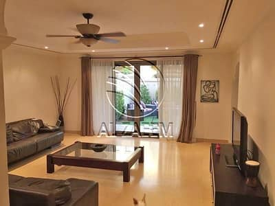 4 Bedroom Townhouse for Sale in Saadiyat Island, Abu Dhabi - Great Investment! A Beautiful Townhouse | Garden | Full Amenities
