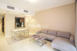 Exclusive 1,220 sq. ft | 2 bed | Burj + pool view