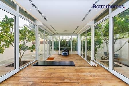 فیلا 3 غرف نوم للايجار في الينابيع، دبي - 2E | Luxury Upgrades | Extended | Semi Furnished