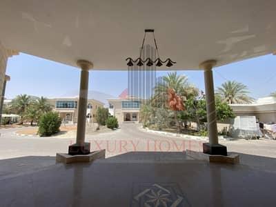 4 Bedroom Villa for Rent in Falaj Hazzaa, Al Ain - Ground Floor Brand New Maintenance Shared Yard