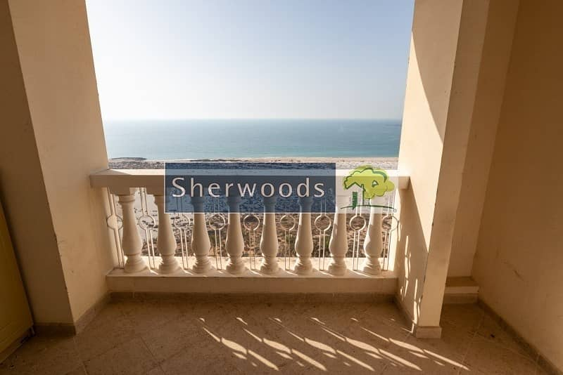 Partly Furnished Bright Apartment with Iconic View
