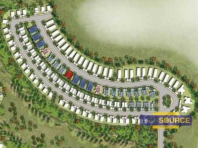 Plot for Sale in Dubai Hills Estate, Dubai - Golf Facing Plot on Payment Plan   Damac Hills
