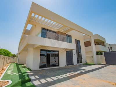 5 Bedroom Villa for Rent in Yas Island, Abu Dhabi - Prime location villa on Yas Island | Move in now!
