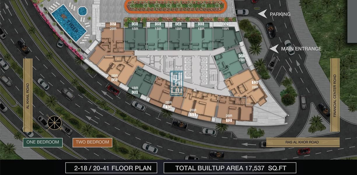 12 FULLY FURNISHED 1 Bedroom in Business bay| 7 years Payment Plan