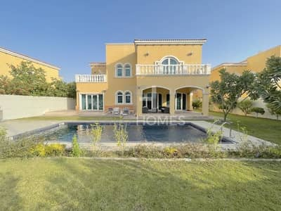 5 Bedroom Villa for Sale in Jumeirah Park, Dubai - Single Row | Swimming Pool | Vacant on Transfer
