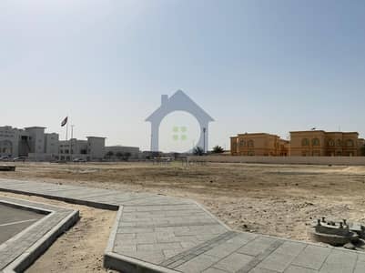 Plot for Sale in Al Rahba, Abu Dhabi - For Sale residential land in Al rahba city