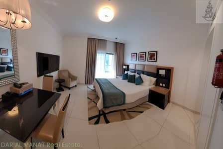 Studio for Rent in Business Bay, Dubai - Business Bay | Capital Bay Tower B| Fully Furnished | Studio