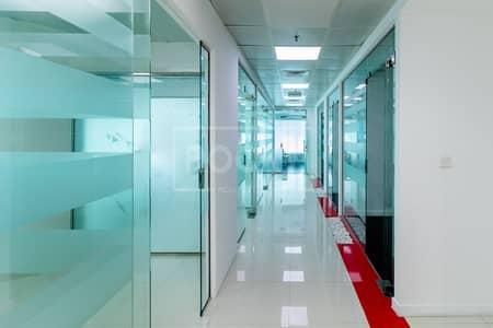 مکتب  للايجار في برشا هايتس (تيكوم)، دبي - Ready to Move | Fitted  with Partitioned | Close to Metro
