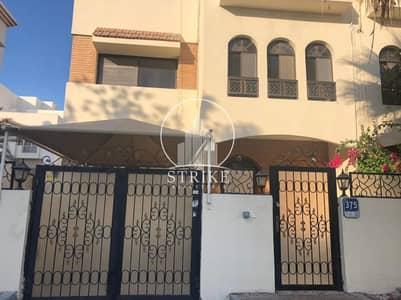 فیلا 3 غرف نوم للايجار في المناصير، أبوظبي - Stunning 3bhk villa with amazing yard