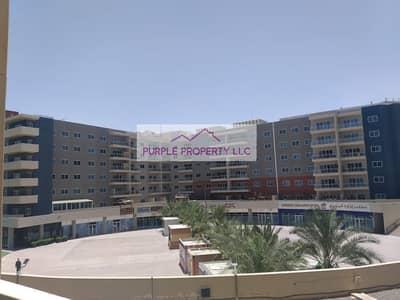 فلیٹ 1 غرفة نوم للايجار في الريف، أبوظبي - Priced to rent Ground Floor 1 bed overlooking shops