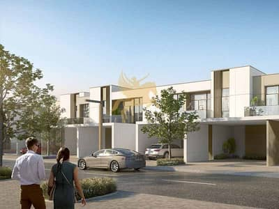 4 Bedroom Townhouse for Sale in Arabian Ranches 3, Dubai - Corner-Single Row- Spacious Townhouse in Arabian Rances III