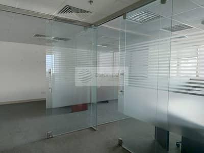 مکتب  للبيع في أبراج بحيرات الجميرا، دبي - EXCLUSIVE |Next to Metro |Fully Fitted |High Floor