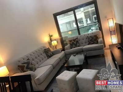 فلیٹ 3 غرف نوم للايجار في مدينة الإمارات، عجمان - شقة في بارادايس ليك مدينة الإمارات 3 غرف 25000 درهم - 4000031