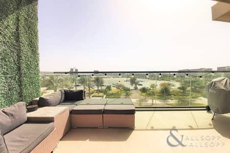 شقة 1 غرفة نوم للبيع في دبي هيلز استيت، دبي - Large Terrace | Light Wood | One Bedroom