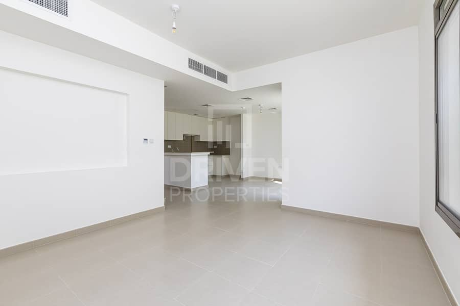 Vacant Brand New Townhouse w/ Maids room