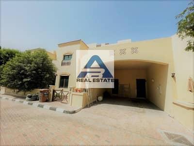 فیلا 6 غرف نوم للايجار في الطريق الشرقي، أبوظبي - Front Yard & Back Garden ! 6 Bhk Villa ! Facilities ! Gated Community