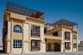 CLEAN AND GREAT VILLA IN AL MUAIJI WITH GOOD PRICE