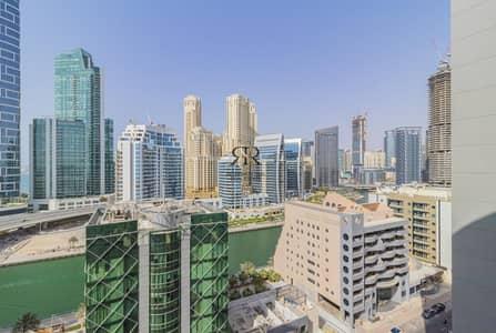 فلیٹ 2 غرفة نوم للبيع في دبي مارينا، دبي - With 360 Video Tour | Spacious 2 Bedrooms with Balcony | Marina View
