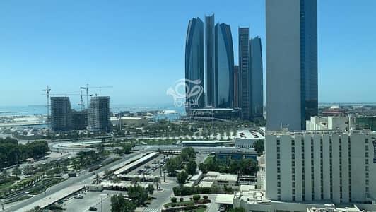 شقة 1 غرفة نوم للايجار في منطقة الكورنيش، أبوظبي - HOT DEAL| Luxurious location| spacious living!