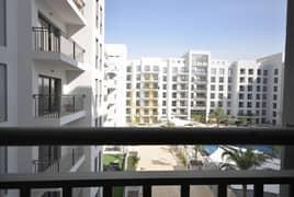 شقة في شقق زهرة تاون سكوير 1 غرف 499999 درهم - 5087814