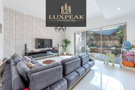 4 Bedroom Townhouse for Sale in Al Raha Gardens, Abu Dhabi - Luxuries Corner Th in Raha Garden Fully Upgraded