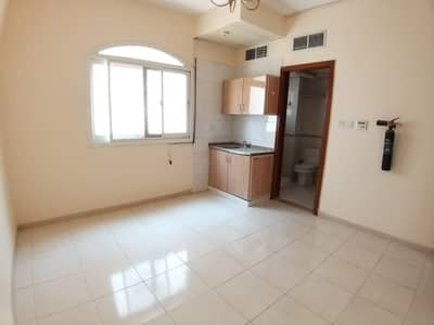 No Deposit | Super Neat Studio with Central AC in New Muwaileh just 12k 6 cheques