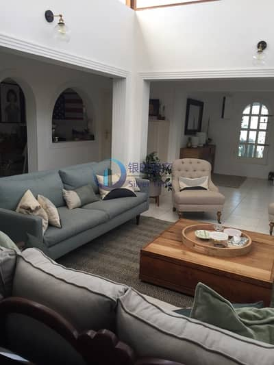 4 Bedroom Villa for Sale in Al Badaa, Dubai - Spacious 4BR plus Maid | Private Garden | Well Maintained