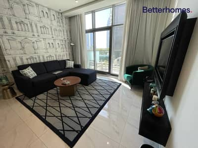 شقة فندقية 1 غرفة نوم للايجار في الخليج التجاري، دبي - Fully Furnished | Bright and Spacious Unit